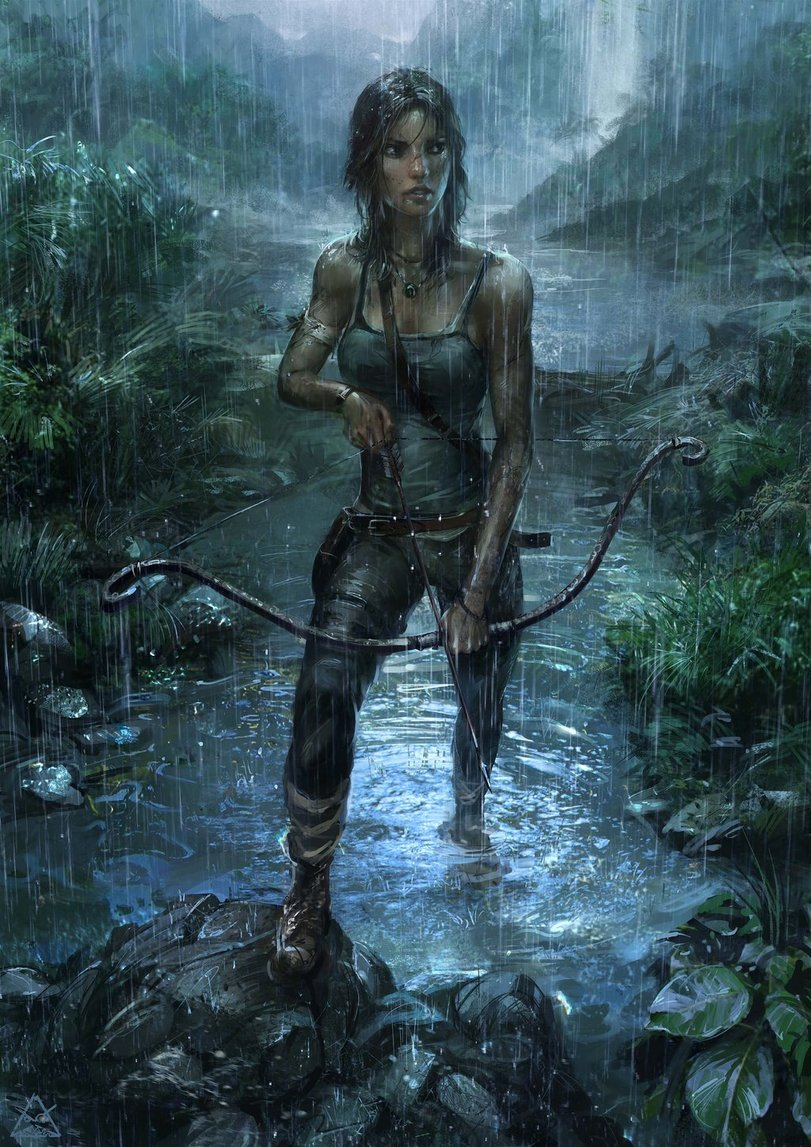 art-lara-croft-games