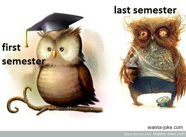 First-and-last-semester