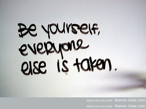 be-youself