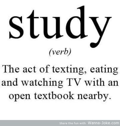 definition of study