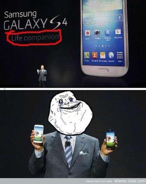 forever-alone-with-samsung
