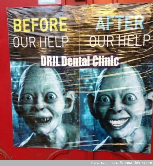 gollum-dental-clinic