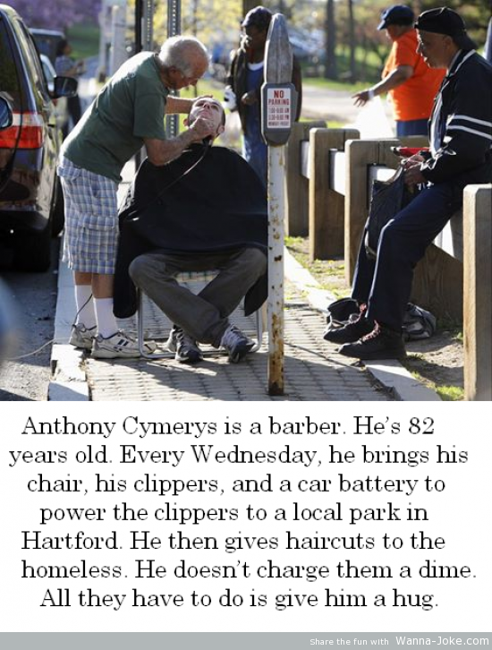 good barber guy