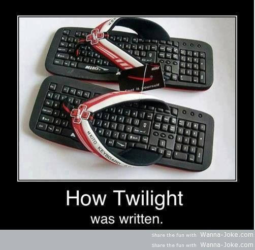 how-twilight-was-written