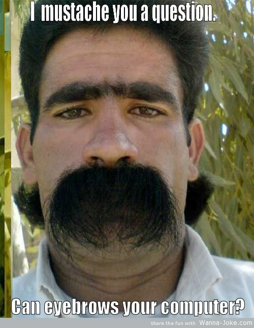 moustache-eyebrows