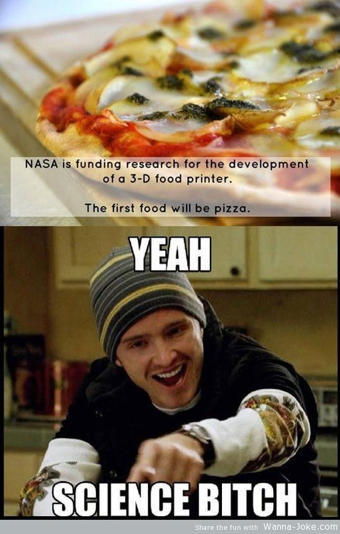 pizza-science