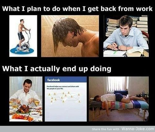 plans for every day