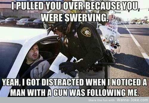 police-pull-over