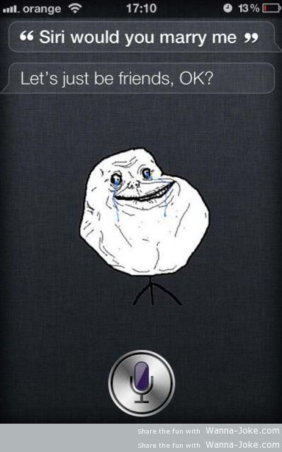 marriage with siri