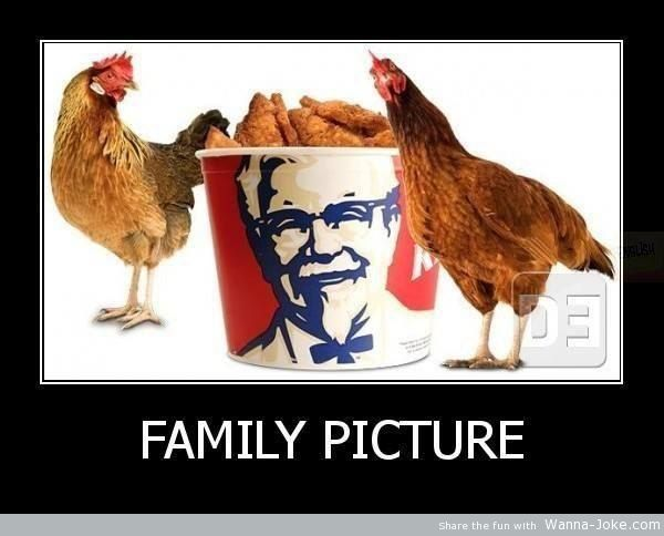 Kfc Jokes: Morning Jokes (20 Pics