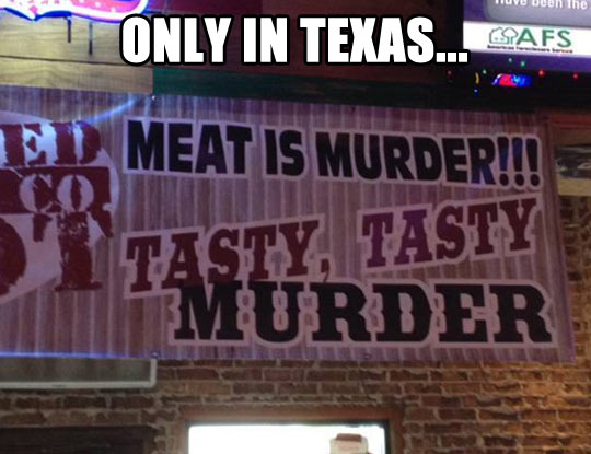 funny-Texas-sign-meat