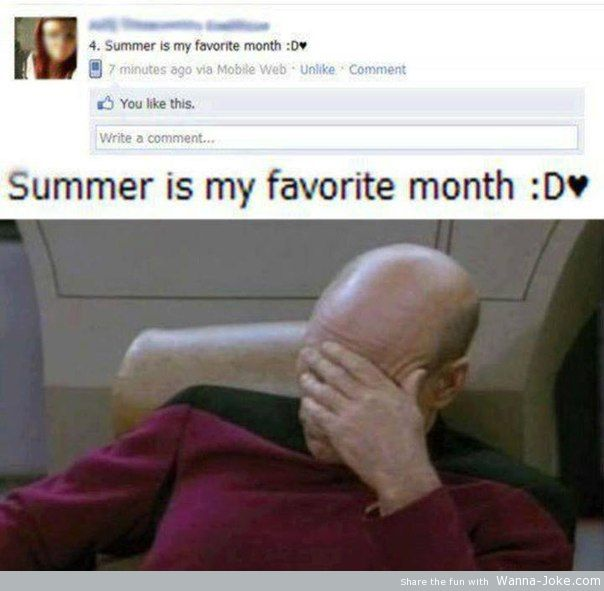 funny-facebook-comments-summer-favorite-month