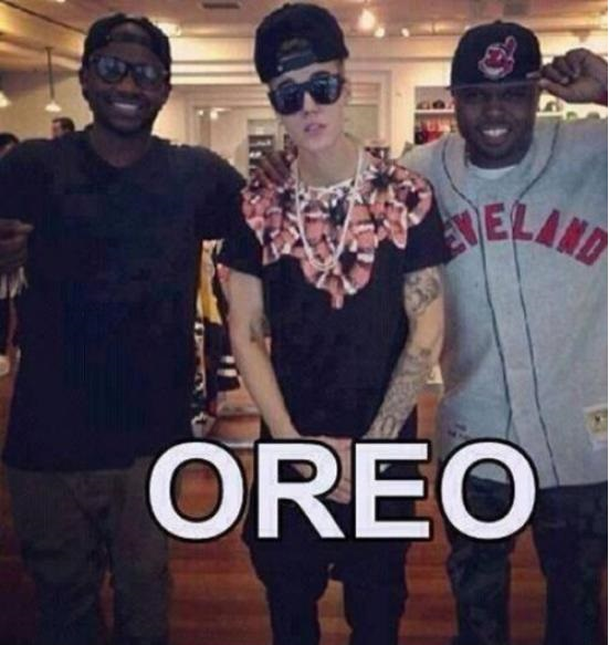 funny-picture-celebs-justin-bieber-oreo