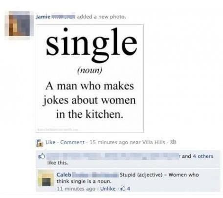 funny-pictures-single-and-stupid-woman