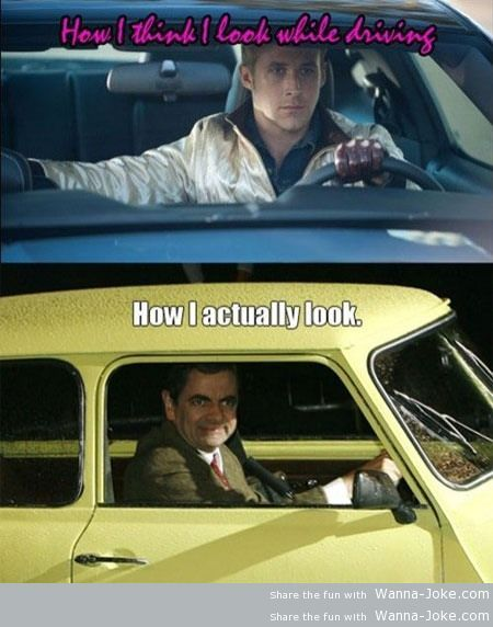 how-i-look-while-driving