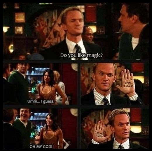 funny-pictures-barney-doing-some-magic