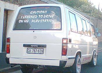 funny-pictures-caution-playstation-drive