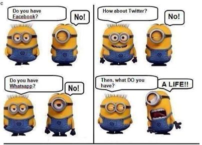 funny-pictures-minions-social-media-real-life