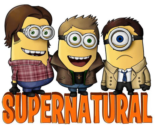 funny-pictures-supernatural-minions