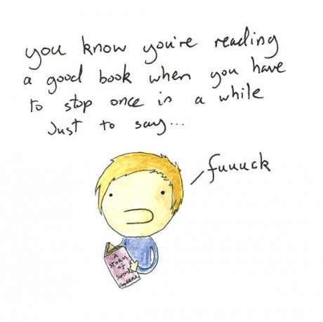 What are some really funny books?