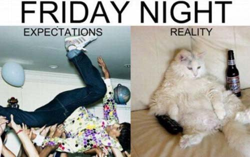 It\'s Friday Night