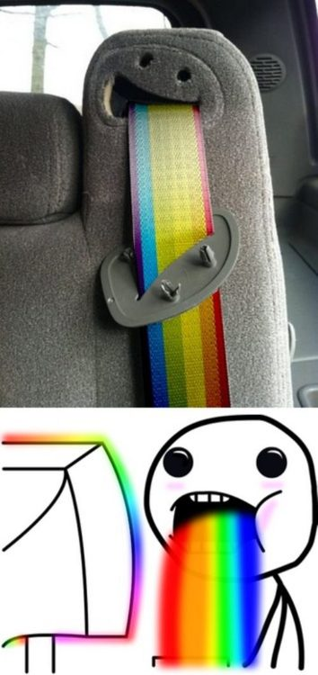 funny-pictures-rainbow-car