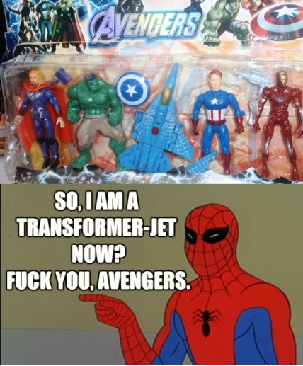 funny-pictures-spiderman-avengers-jet