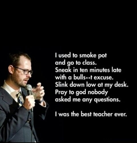 Funny Pictures The Best Teacher Ever Wanna Joke
