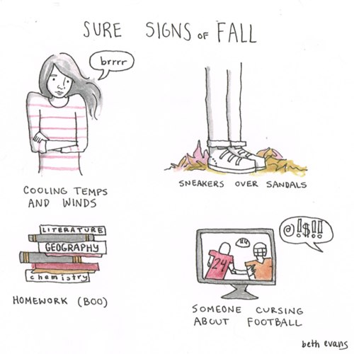 Truth About Fall