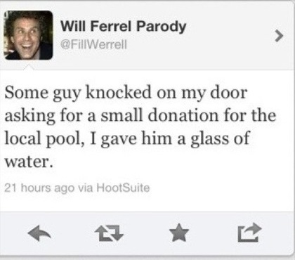 funny-pictures-will-ferrel-twitter-donation