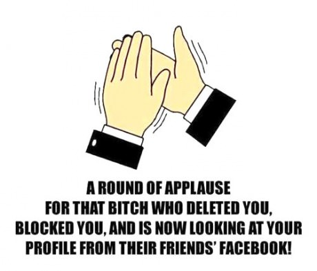 funny-picture-a-round-of-applause-facebook-girls