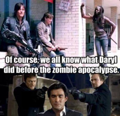 funny-picture-daryl-dixon-before-zombie-apocalypse