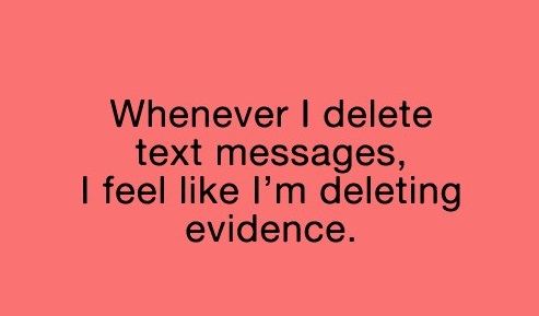 Deleting Messages