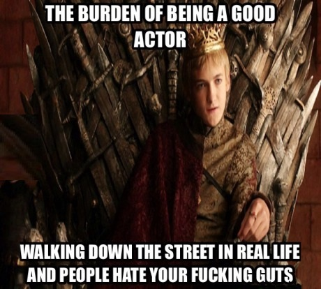Jack Gleeson is a Good Actor