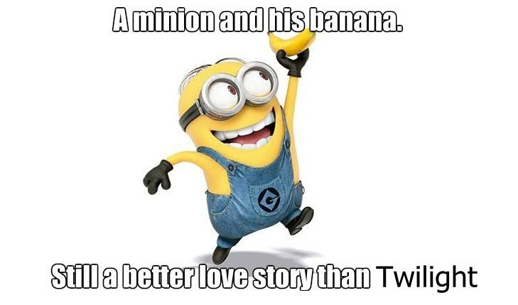 Exceptional Funny Picture Minion Banana Love Story
