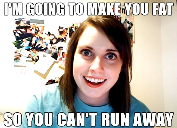 funny-picture-overly-attached-girlfriend-fat-boyfriend