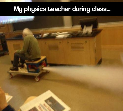 funny-picture-physics-teacher-class-cart