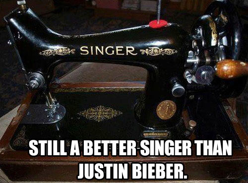 funny-picture-sewing-machine-singer-justin-bieber