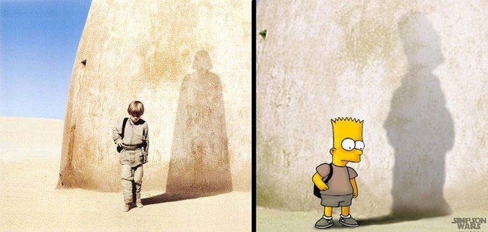 funny-picture-the-simpsons-star-wars
