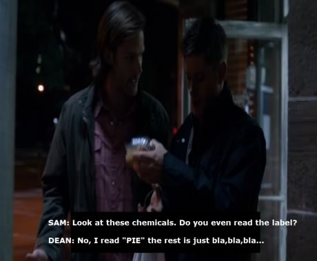 funny-picture-dean-winchester-supernatural-pie