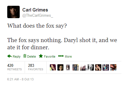 funny-picture-fox-saycarl-daryl-the-walking-dead