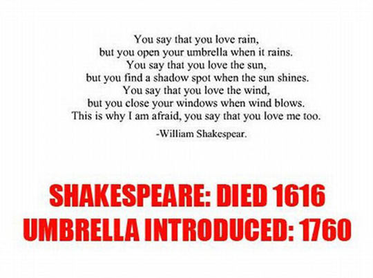 Funny Life Quotes Funny Love Quotes Shakespeare