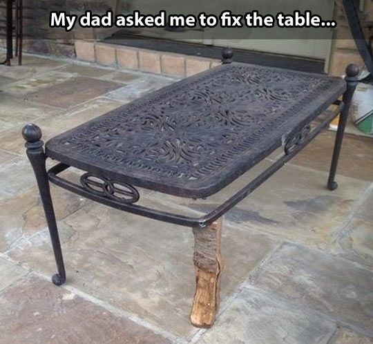 funny-picture-table-wood-old-rusty-metal