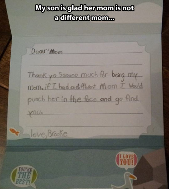 funny-picture-card-kid-mom-different