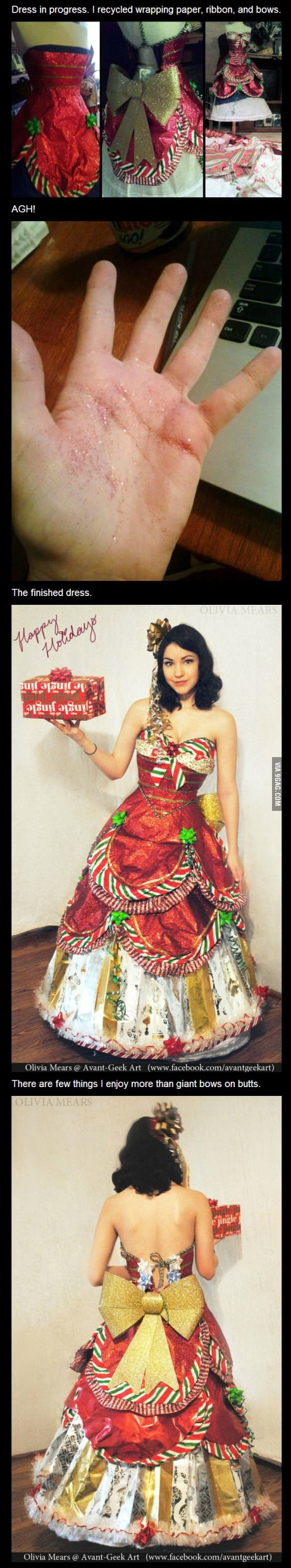 funny-picture-dress-wrapping-paper