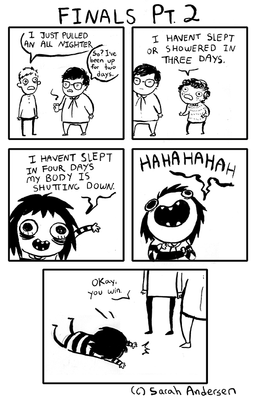 funny-picture-finals-sleep-sarahseeandersen-comics