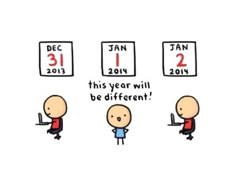 New Year\'s tradition