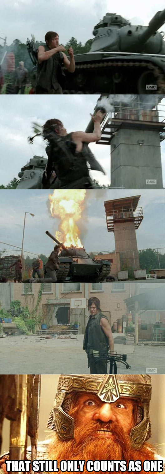 funny-picture-the-walking-dead-daryl-army-war