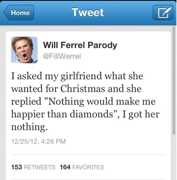Funny Love Quotes Will Ferrell : will ferrell funny quotes Quotes