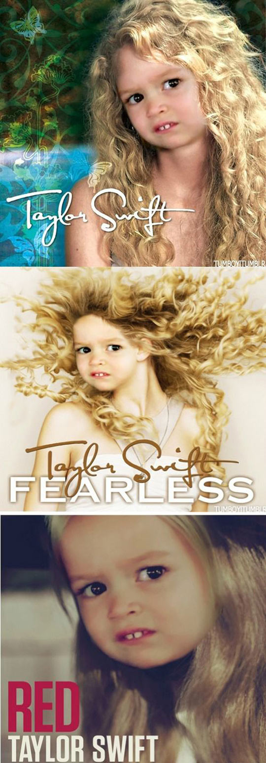 funny-Chloe-Taylor-Swift-CD-cover